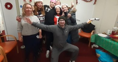 Christmas Party at Scarborough Hub