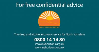 WE'RE HERE FOR YOU SAYS NORTH YORKSHIRE HORIZONS