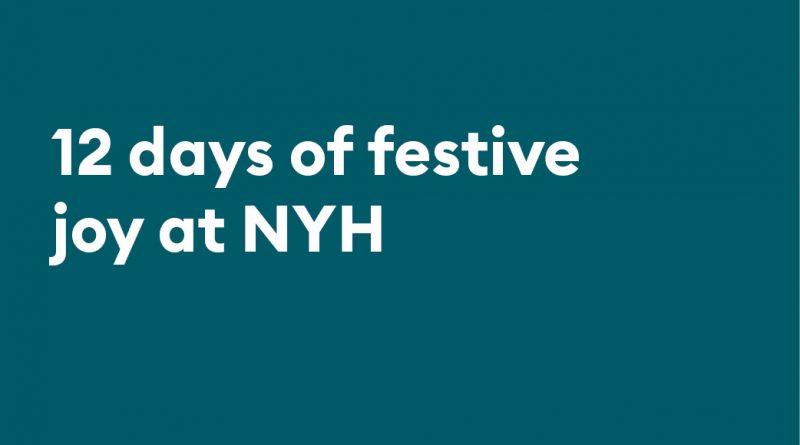 12 days of festive joy